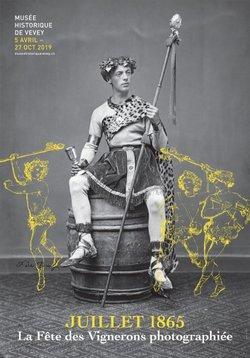 Juillet 1865: la Fête des Vignerons photographiée - 1