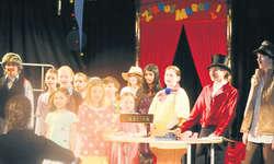 Der 20-köpfige Kinderchor Moskitos unter der Leitung von Corinne Rath begeisterte am Wochenende.