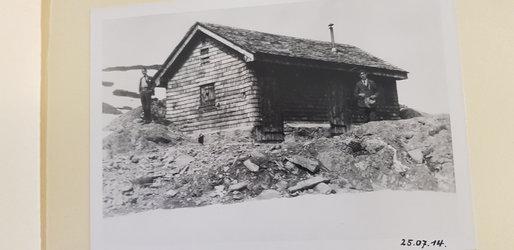 Leglerhütte 1914