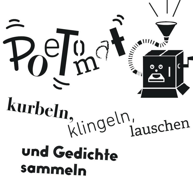 Poetomat; Produktion der GGG Stadtbibliothek Basel