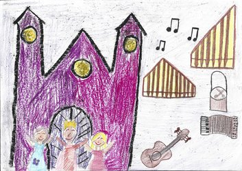 Die Königin der Instrumente- Ein musikalisches Märchen
