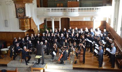 Konzert St. Antonius Legende