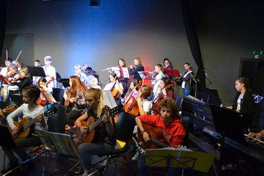 Herbst-Musiklagerkonzert: Weltreise