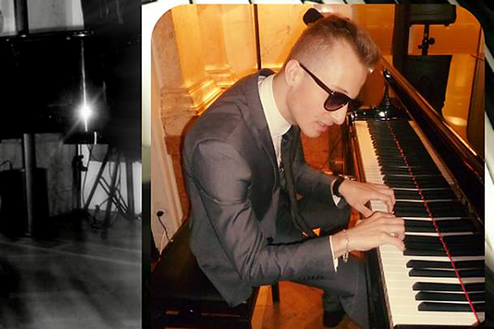 August Pianist: Robert Jonas