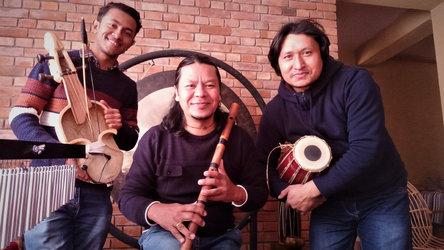 Sampada Band: Traditionelle Nepali-Music & Fusion