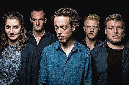 Das Lukas De Rungs Quintett.