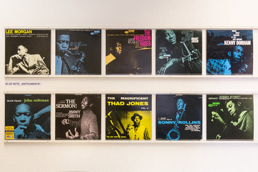 Blue Notes and others - künstlerisch wertvolle Plattencovers - 1