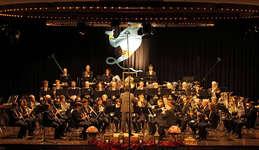 Der Musikverein Schindellegi-Feusisberg wird im Frühling zusammen mit dem weltberühmten Zauberer Petet Marvey auftreten. Bild mvsf