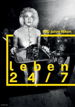 Foto-Ausstellung: leben 24/7 – 100 Jahre Nikon