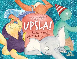 "Buchvernissage: ""UPSLA! Kann ja mal passieren"""