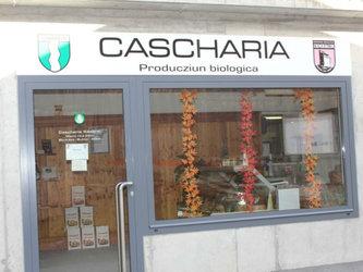 Betriebsbesichtigung Cascharia in Lumbrein