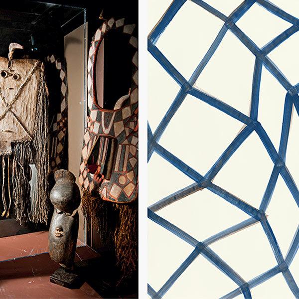 So Far and So Near, Tribal Arts through the Eyes of Silvia Bächli