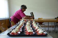 Mittagessen für Seniorinnen und Senioren