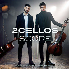 2Cellos - VIP Dinner Upgrade-Ticket