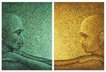 Kunstwerk von Chidi Kwubiri