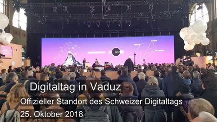 Digitaltag in Vaduz