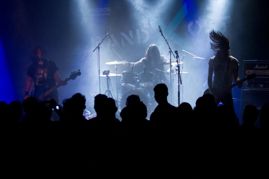 bandXost - fördert Musiktalente in der Ostschweiz