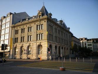 Bibliothèque publique (Yverdon-les-Bains Région)