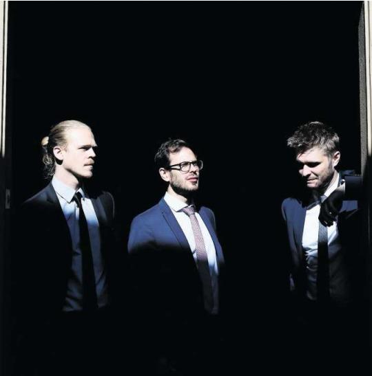 axMantis geben mit «Green» ihr erstes Album heraus. (Bild Stefan Kaiser)