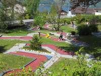 Minigolf in Beckenried