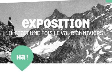"""Ausstellung """"Es war einmal das Val d'Anniviers"""" - 1"""