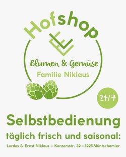 Hofshop Familie Niklaus - 1