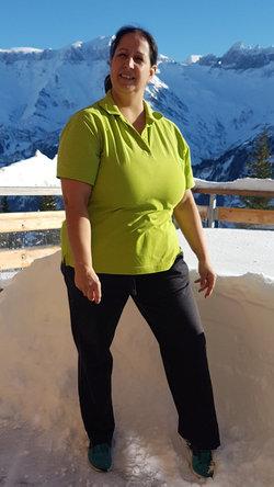 Silvia Hefti, Geschäftsführerin