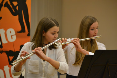 Klassikpodium - Junge Talente der MSUG