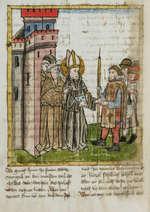Vater für die Armen – Otmar und die Anfänge des Klosters St.Gallen