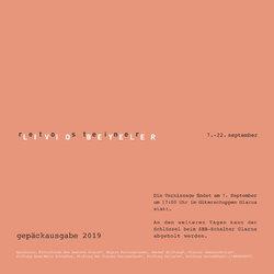 Vernissage von Livio Beyeler und Reto Steiner - 1