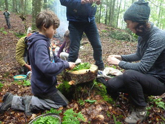 Bushcraft and survivorship (a-Hike)