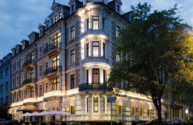 © Alden Suite Hotel Splügenschloss Zurich: Restaurant Alden