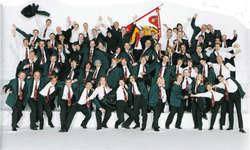 Eine neue Uniform gibt es für die Feldmusik Bennau.