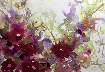 """Expo collective """"Encres et aquarelle"""" (Petra Paroz)"""