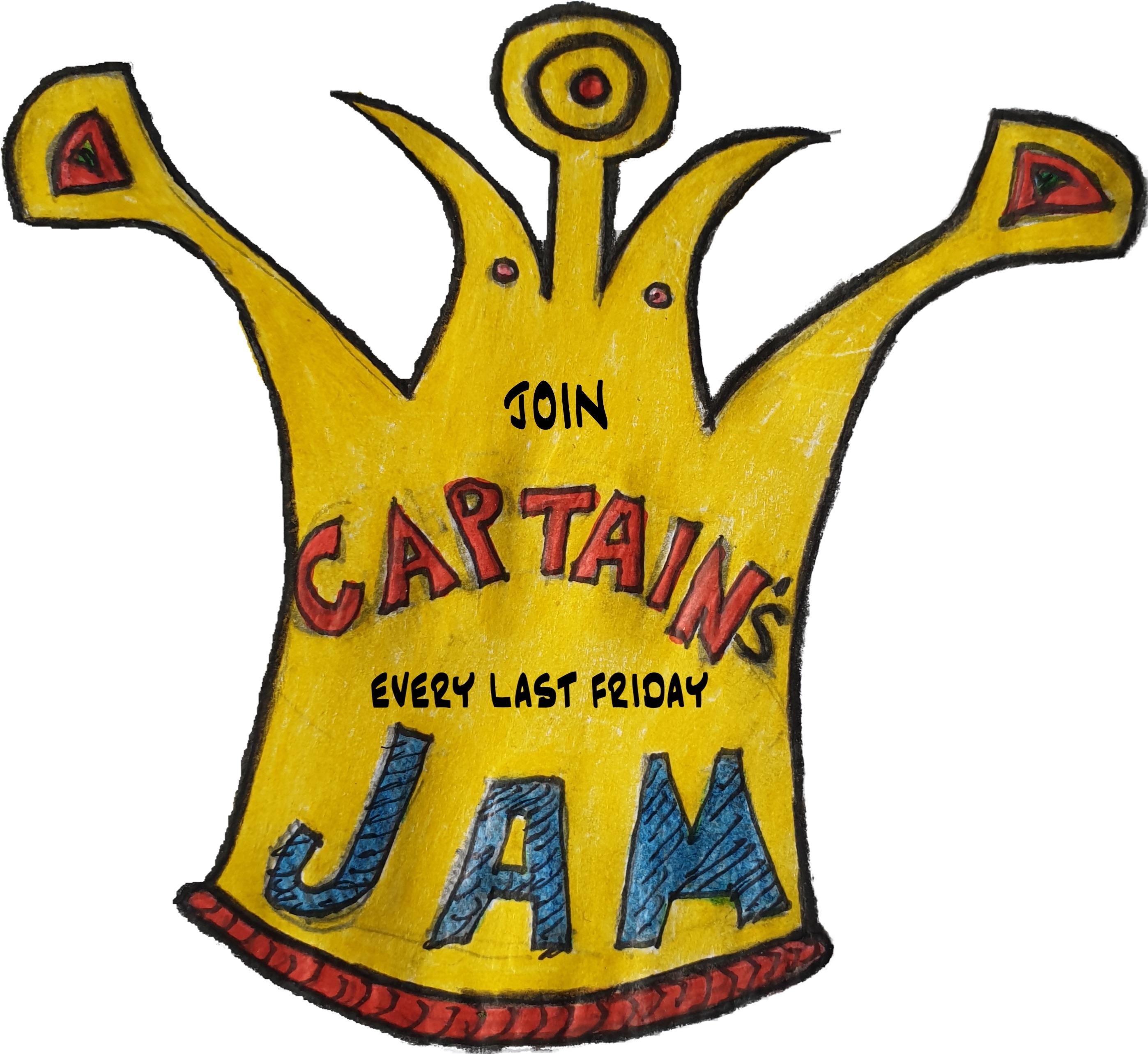 Captain's Jam