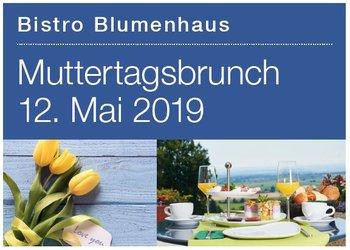 Muttertagsbrunch im Bistro Blumenhaus Buchegg - 1