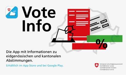 VoteInfo App