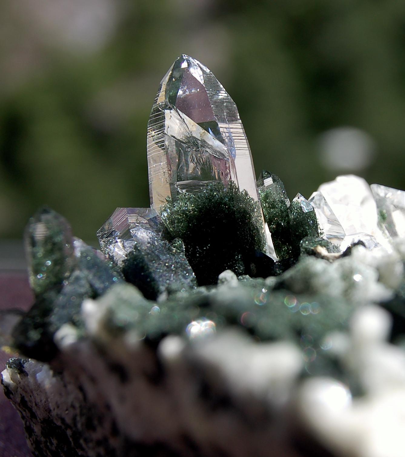 Berge,Klüfte und Kristalle - Binntal Strahlerwoche