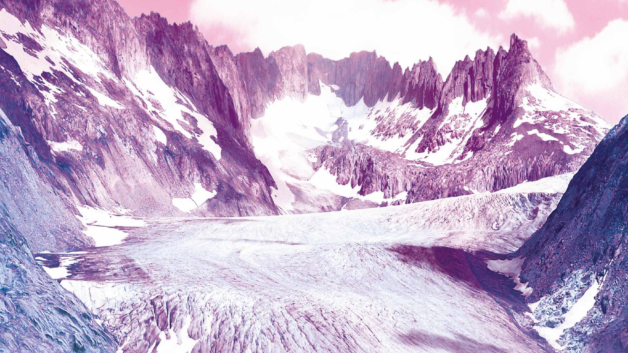 Die Alpen und das Valley
