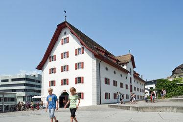 Forum Schweizer Geschichte Schwyz.