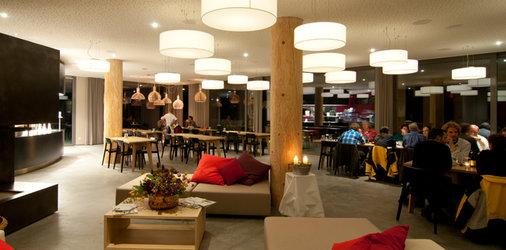 Restaurant Rübis & Stübis: Ambiente innen
