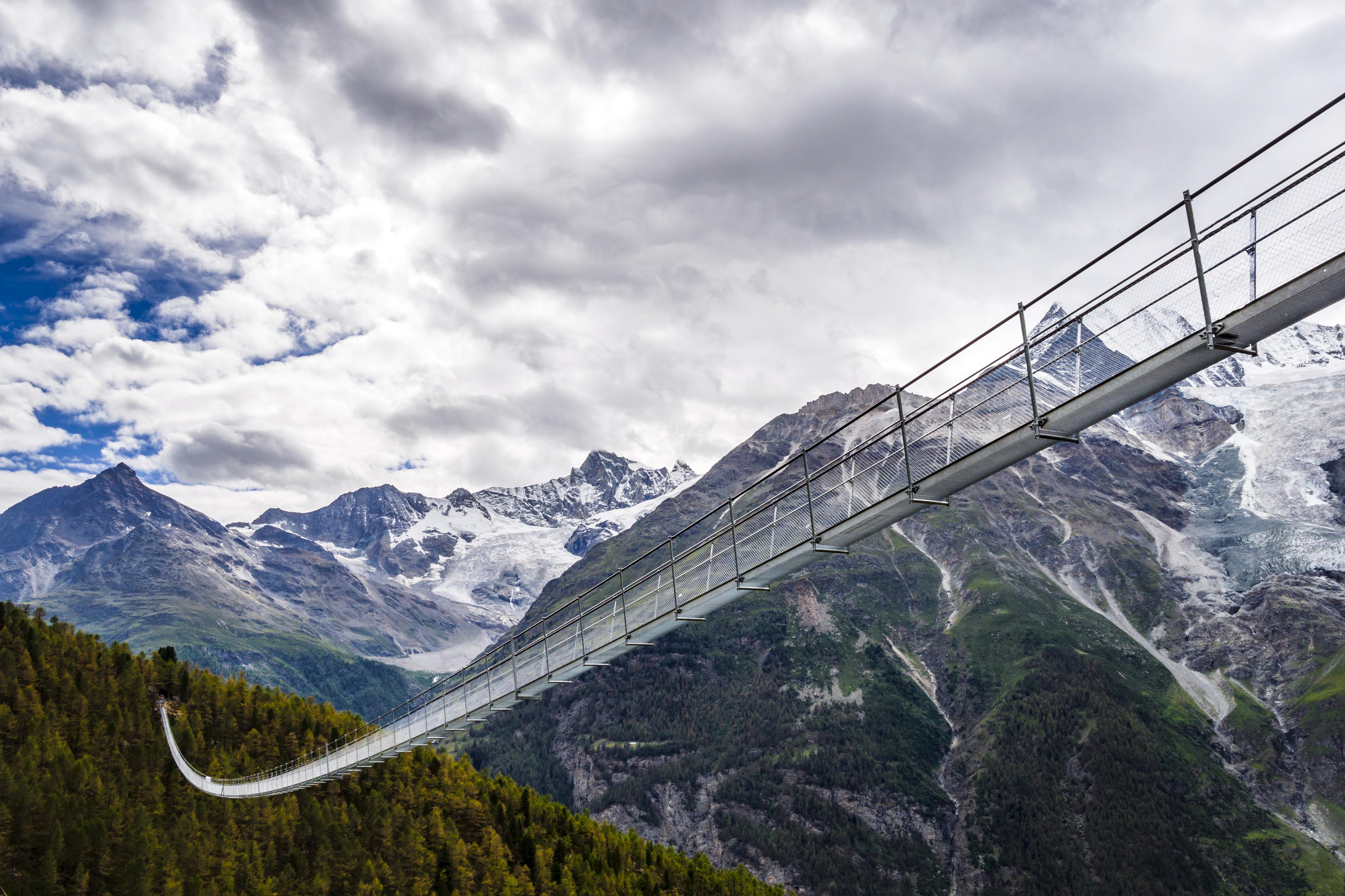 Thematische Wanderung zum Klimawandel – Tour Randa