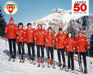 50-Jahr-Jubiläum der Schweizer Ski- und Snowboardschule Elm