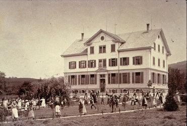 Geschichte der Schule Dürnten