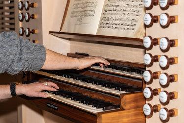 Goll-Orgel Ref. Kirche Zug