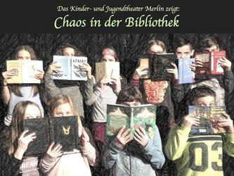 Chaos in der Bibliothek - 1