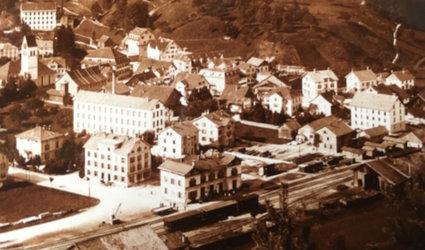 50 Jahre DVZO: Die Station Bauma als Teil der Dorfentwicklung