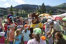 Betreutes Kinderprogramm der Bärenbande