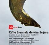 XVIIe Biennale de visarte.jura
