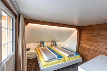 Schlafzimmer für 2 Personen